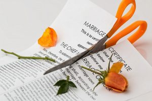Divorcios parejas de hecho