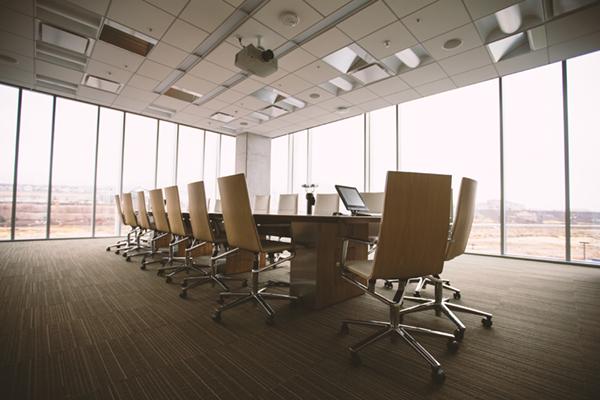 Sala de reuniones para sociedades mercantiles