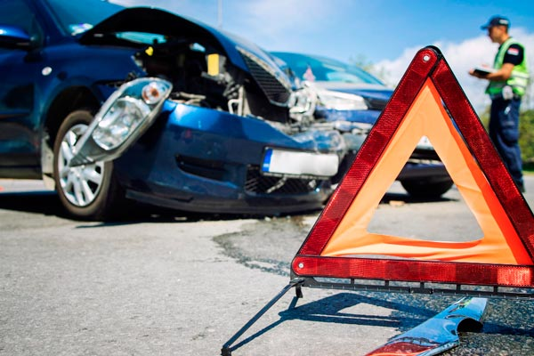 Pautas a seguir ante un accidente de tráfico