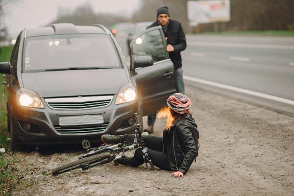 Accidentes de coche, pautas legales